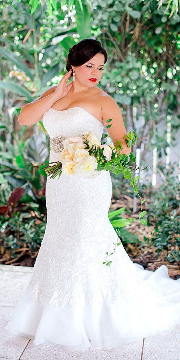 304 besten MOLLIGE BRAUT&PLUS SIZE BRIDE Bilder auf Pinterest ...