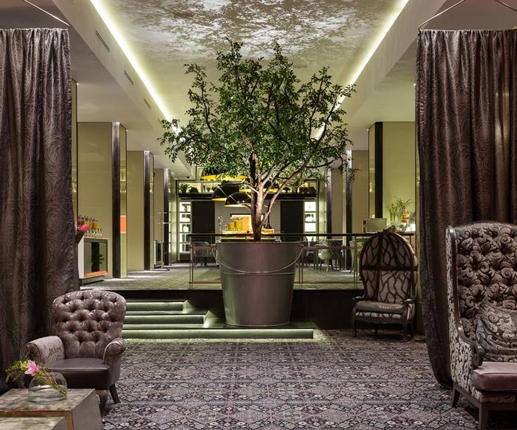 March Restaurant - African Pride Melrose Arch Hotel