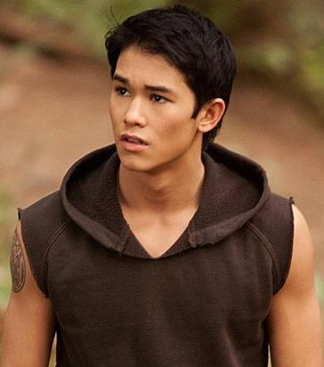 Booboo Stewart (The Twilight Saga: Eclipse)