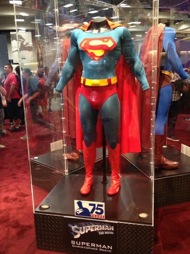 Original Reeves movie costume SDCC '13