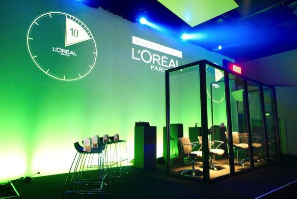 L'Oreal EXCEL 1 Product Launch Event - Alive Events Agency