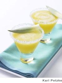 Pineapple-Tequila Refresco