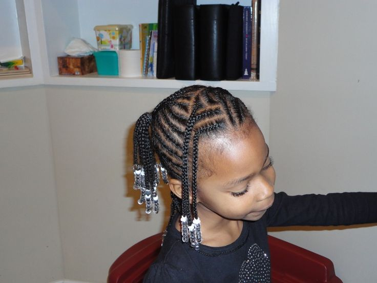 Hair Braiding Styles For Kids: 17 Best Ideas About Kid Hair Braids On Pinterest