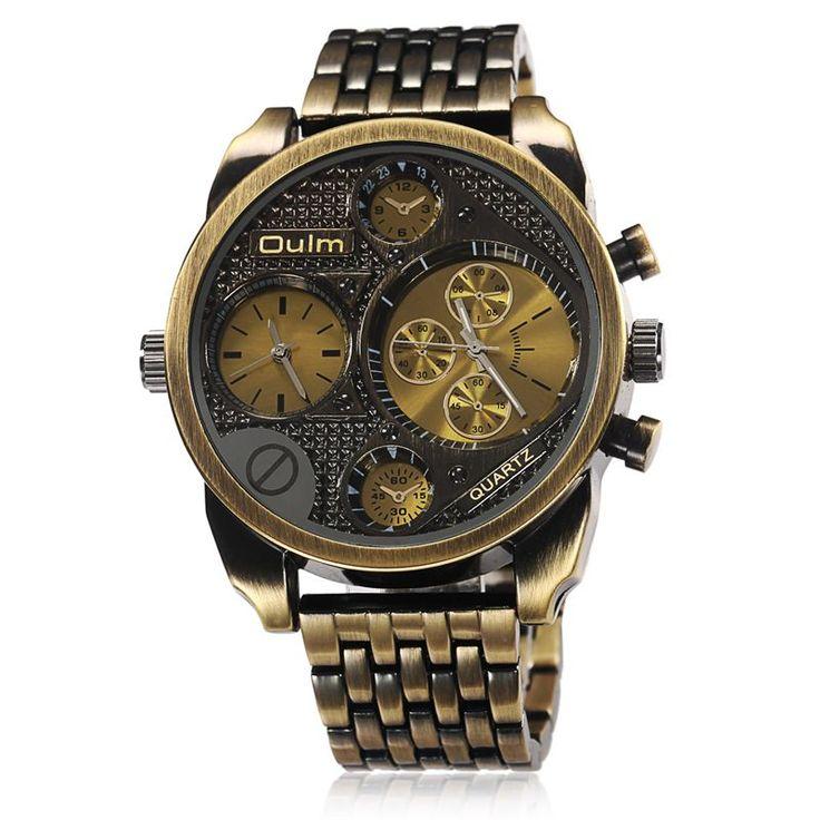 Men's Full Steel Elegant Watches //Price: $49.97 & FREE Shipping //     #watchmania #watchcollector
