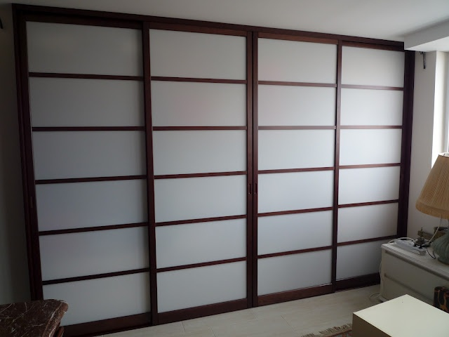 portes de placard fa on claustra japonais archea bayonne placard habitacion pinterest. Black Bedroom Furniture Sets. Home Design Ideas