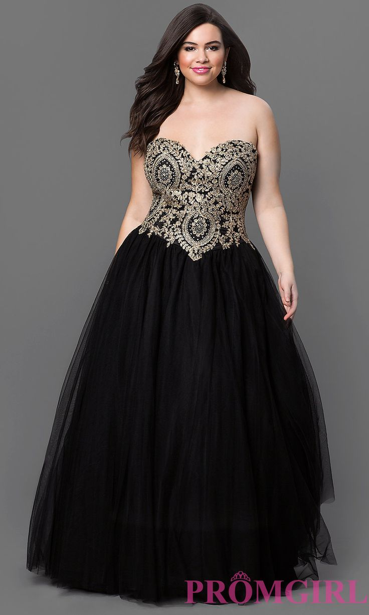 322 best Women\'s Plus size Formal Gown & Dresses images on Pinterest