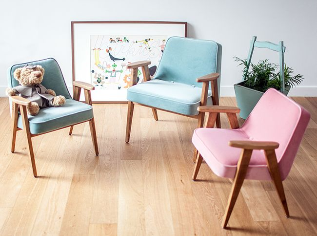 Lovely Market - News - fauteuil design 366 Concept • The Happy Flat Blog •