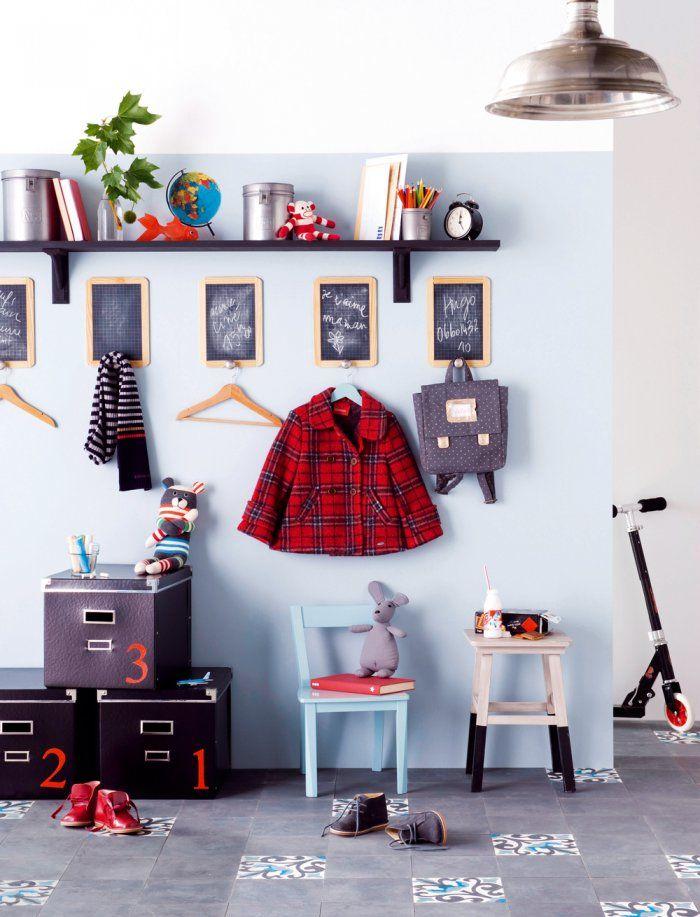 des pat res en ardoise d coration chambre d 39 enfant. Black Bedroom Furniture Sets. Home Design Ideas
