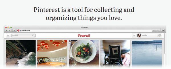 Pinterest .Com funciona