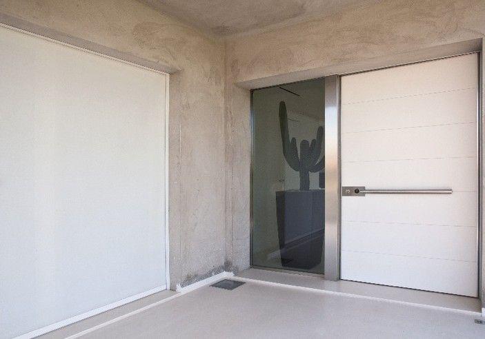 porte blindate da esterno con vetro Porte di vetro spediamo in tutta per visualizzare la collezione decori da abbinare alle porte clicca qui quadra plus con traversi e stipite alluminio.