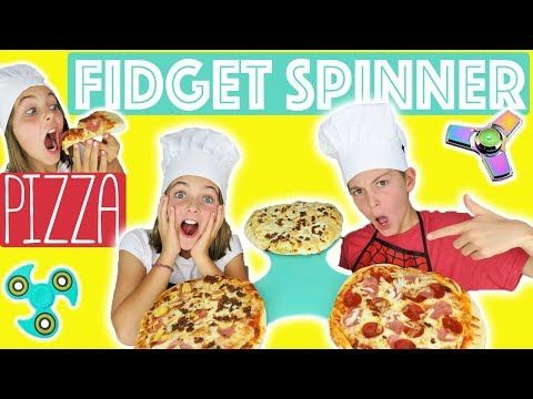 DIY GIANT Fidget Spinner Pizza | Edible Fidget Spinner | Cooking Hack | Kids Cooking and Crafts More Fun Baking Recipes and DIY Ideas for Kids: …