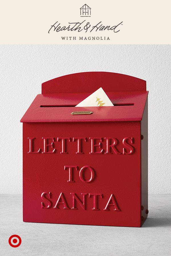 Put a new spin on a tradition by having the neighborhood kids over for a Santa letter-writing party.