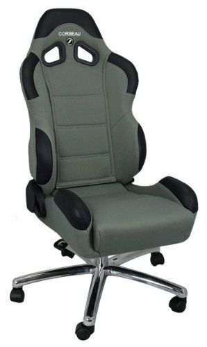 Comfort Seating Office Chair - Pin it :-) Follow us :-)) AzOfficechairs.com is your Officechair Gallery ;) CLICK IMAGE TWICE for Pricing and Info :) SEE A LARGER SELECTION of  comfort seating  office chair at http://azofficechairs.com/?s=comfort+seating+office+chair  - office, office chair, home office chair -  CR1 Reclining Office Chair in Gray Cloth « AZofficechairs.com