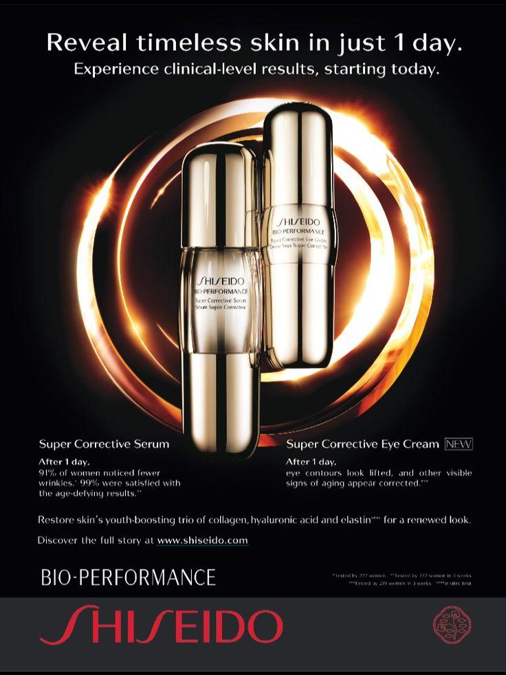 Shiseido Advertising