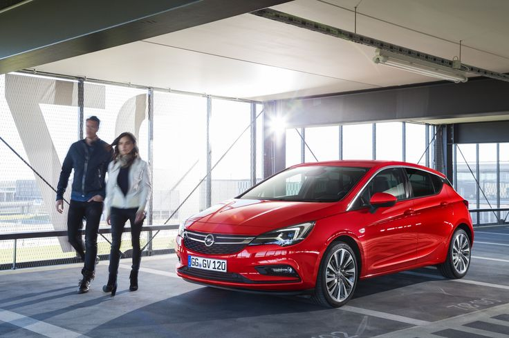 In top shape inside and out. The new Opel Astra