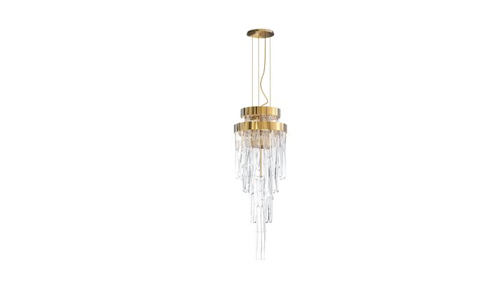 A novelty by LUXXU, the BABEL PENDANT is a modern lighting piece that will definitely be the cherry on top of your unfinished interior design project. Find the other sizes of this beautiful piece at http://luxxu.net/