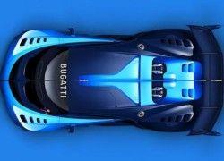 Hypercar Bugatti Chiron GT