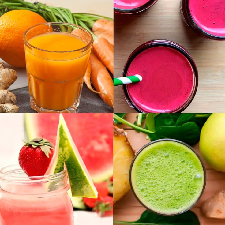 22 Delicious, Nutritious Juicing Recipes You�re Sure to Love
