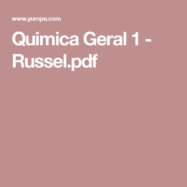 Quimica Geral 1 - Russel.pdf