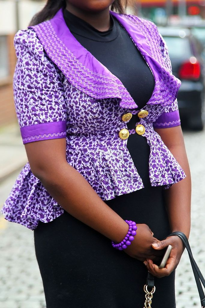 1000+ Images About Kitenge/ Ankara Blazers On Pinterest | Black Mini Skirts African Design And ...