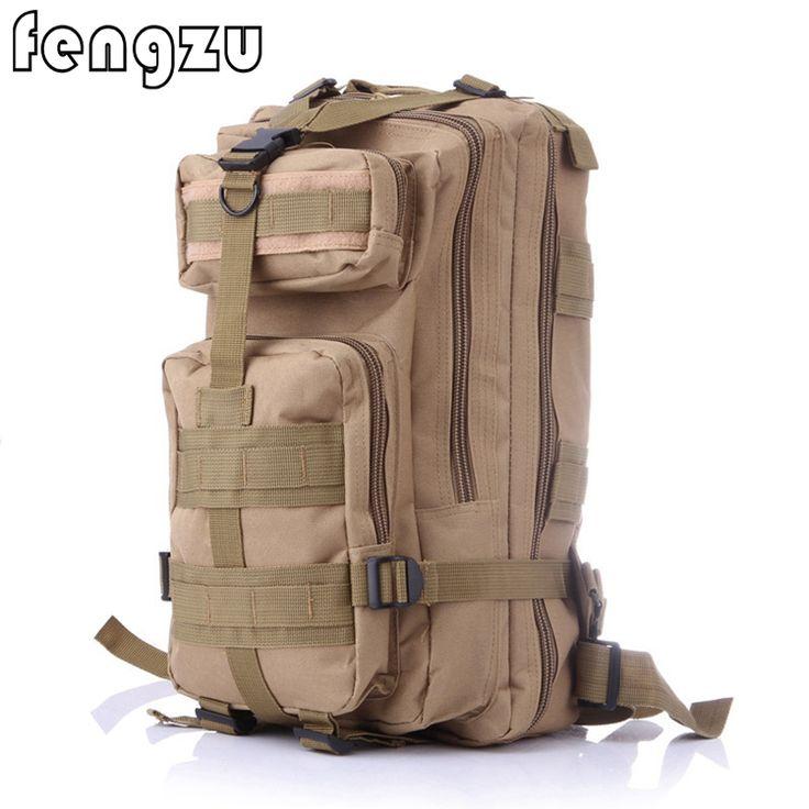 Camo/waterproof hunting backpack military surplus tactical backpack wholesale