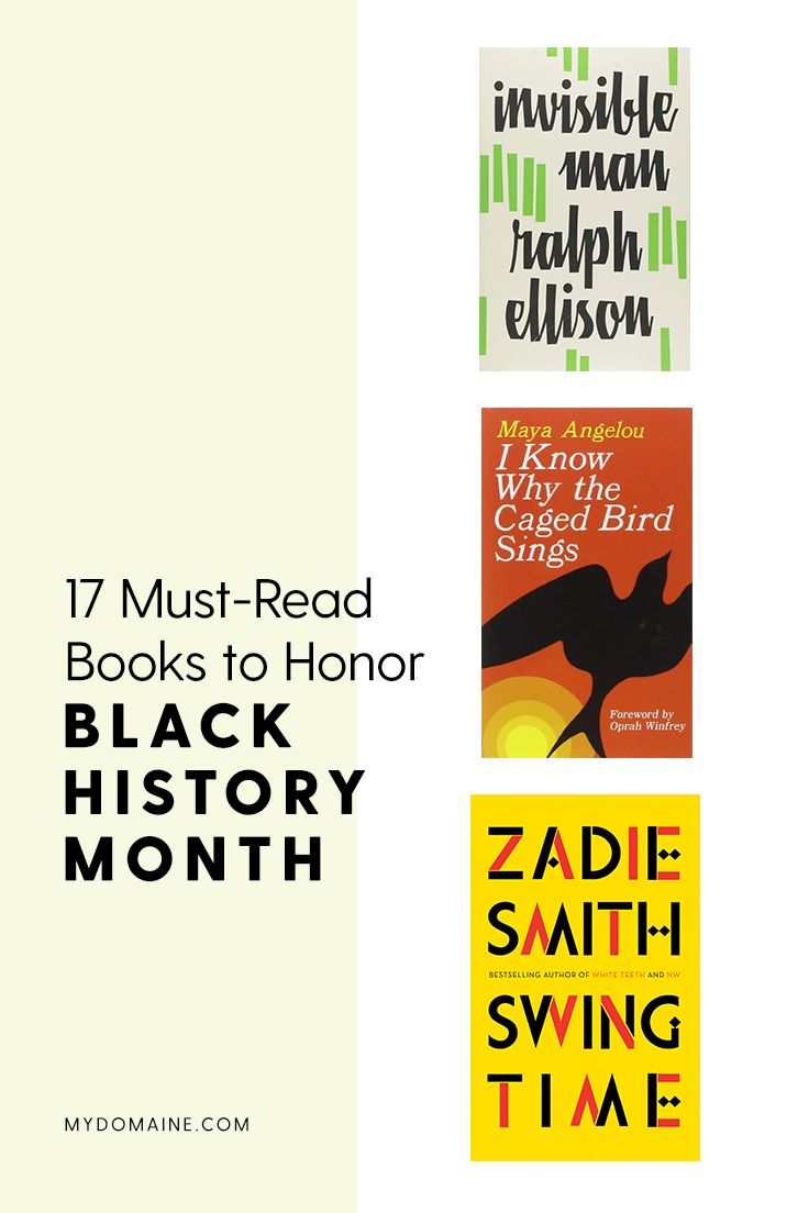 Black History Month Book Club: 14 Authors You Need To Know