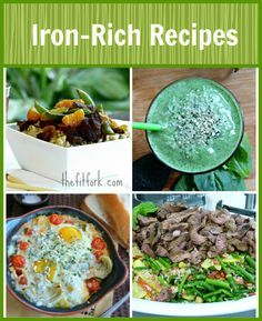 Iron Rich Food For Vegetarian Babies