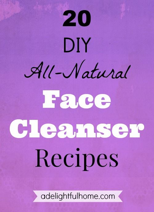 Making your own facial cleanser is much easier than you might think. Often it doesn't actually involve any making; just select the right ingredient to gently massage into your skin. A number of cleansers can be created with one ingredient! Any of the following can be used alone as a face cleanser: Honey Oil Yogurt …