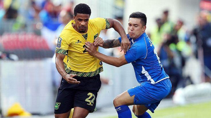 Jamaica beat El Salvador McCleary goal into Gold Cup quarter - ESPN FC