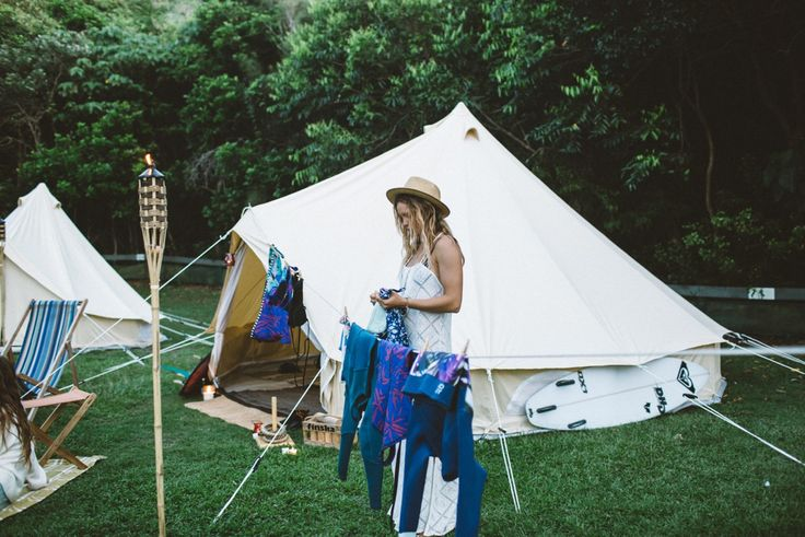 North Coast glamping