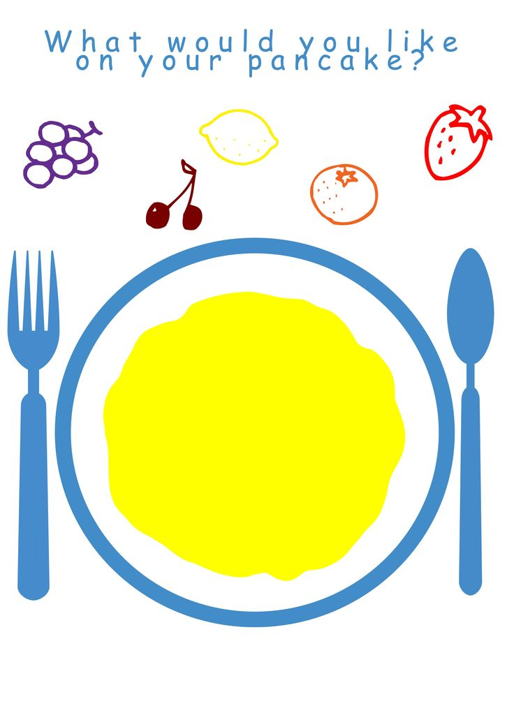 Pancake Fun Activities and Printable by mylittle3andme #Kids #Activities #Pancake
