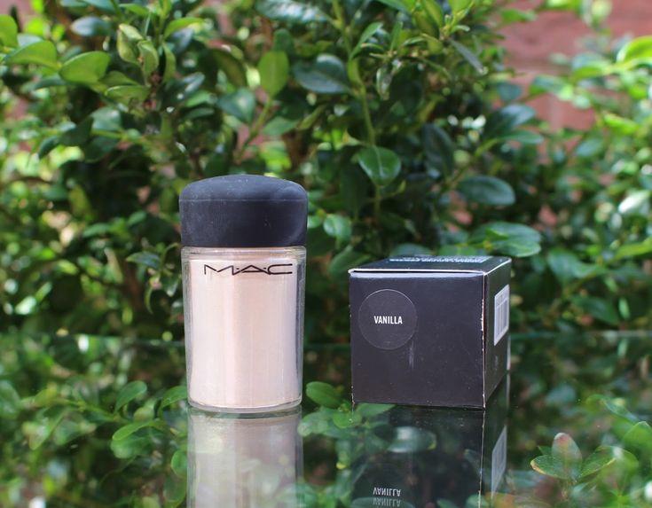 Mac Vanilla Pigment