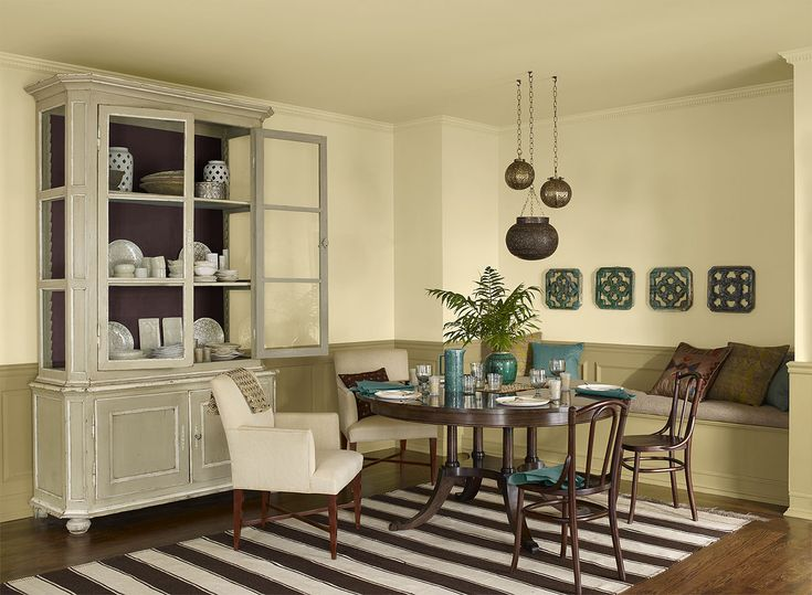42 Best Images About Dining Room Color Samples On