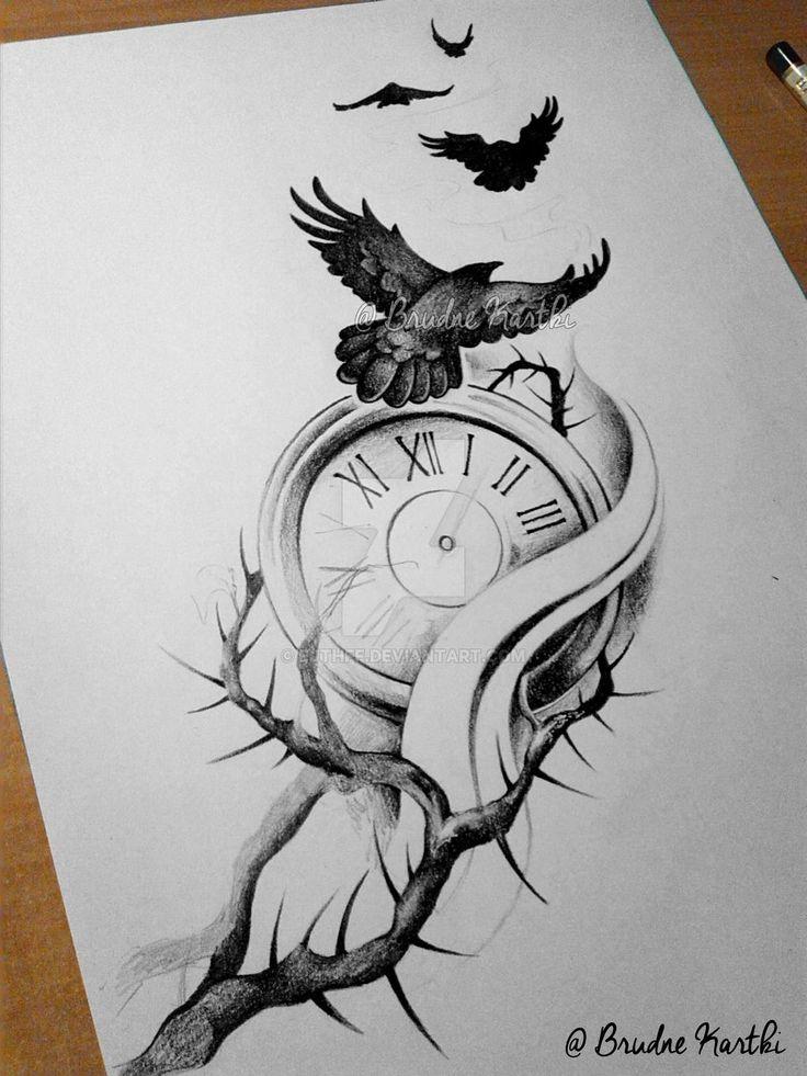 Arm Tattoo von ejthff.deviantart.com auf @DeviantArt #tattoosmen