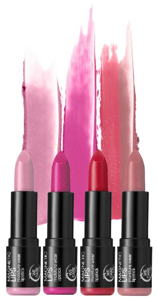 WE CARE ICON Kosteuttava huulipuna Runsaspigmenttinen ja ylellisen ohut. 24 sävyä. 6,90 € (7,50 €)