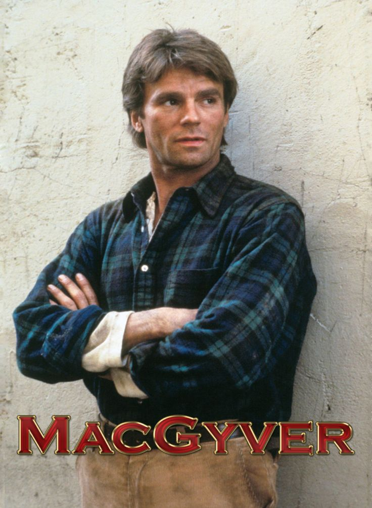 Affiche MacGyver