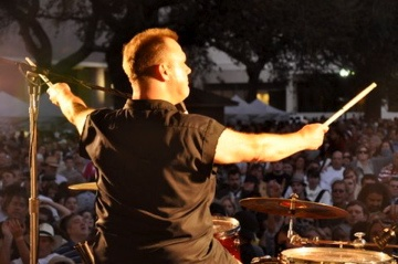 Cowboy Mouth...their Lundi Gras concerts are legendary...seen them a few times...high energy...never disappointed