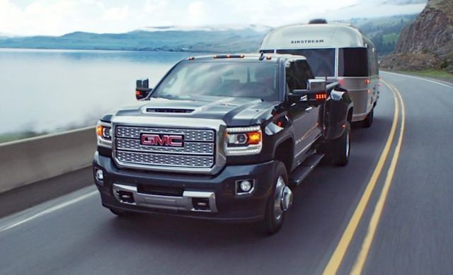 Under The Hood Of 2020 Gmc Sierra Hd Will Be No Changes At All