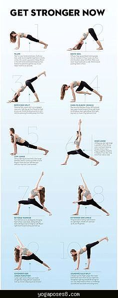 Cool Easy Yoga Exercises To Do At Home