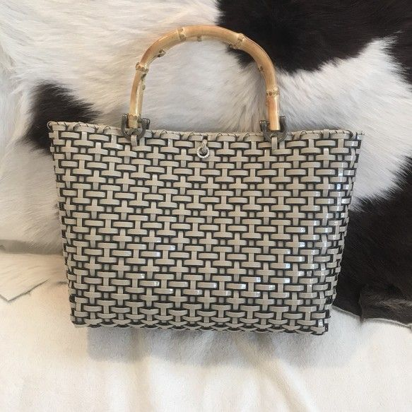 A4サイズOK!ネット編みバッグの作り方|編み物|編み物・手芸・ソーイング|ハンドメイド、手作り作品の作り方ならアトリエ