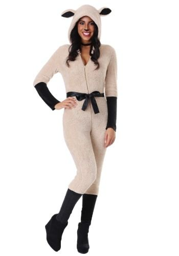 Does Adult animal costume sheep