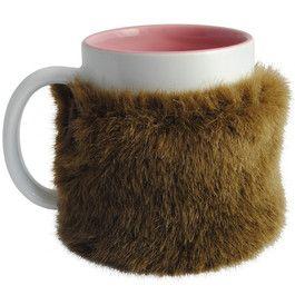 Hrnek v Kožichu / Winter Mug