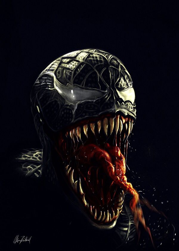 Venom spiderman 3.