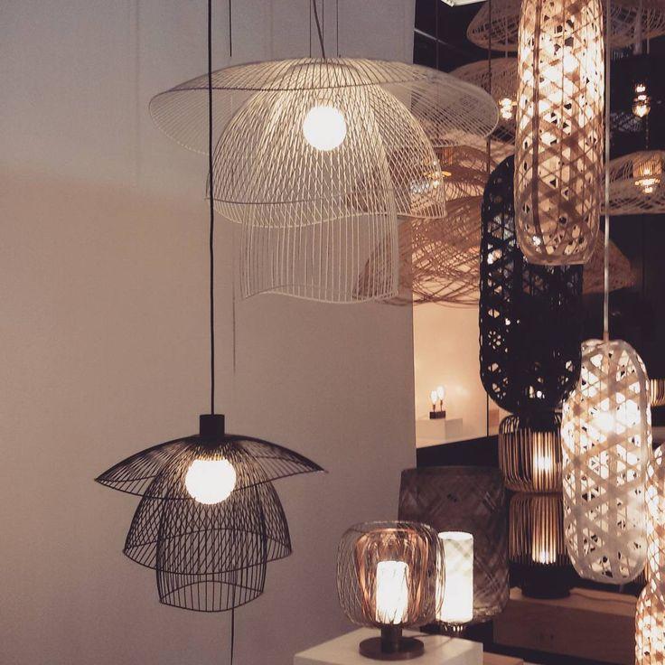 YoYo atelier | Nice lamps! #lamps #design #equiphotel #exhibition #design #paris #france
