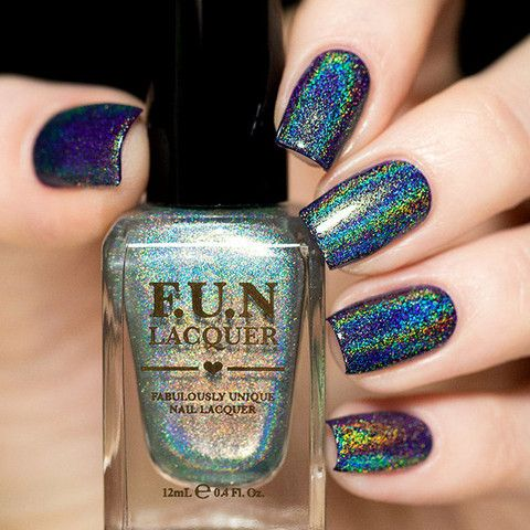 Fun Lacquer Diamond Nail Polish - PRE-ORDER   Live Love Polish Use code VIPA9JHH for $5 off your first order. Free shipping at $20!