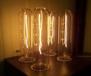 A Maker friendly version of the Tube Lamp by Nik Willmore. a captivating Light source suitable for normal usage and able to be dimmed down like a nice...