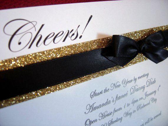 love the ribbon | Invitation Inspiration