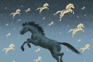 """ISLAND: En af danskernes islandske favoritforfattere Einar Már Guðmundsson er netop fyldt 60 år, og det er i den anledning, at Lindhardt og Ringhof udkommer med en luksusudgave af """"Universets engle"""". #bog #bøger"""
