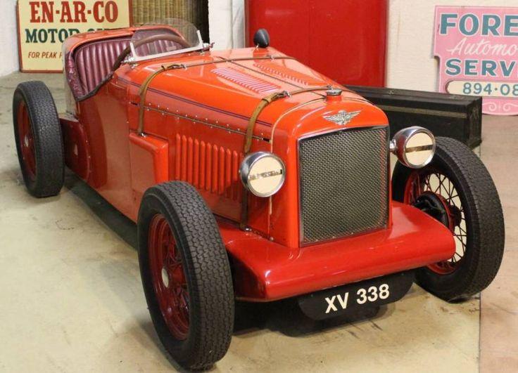 1928 Austin Brooklands Racer