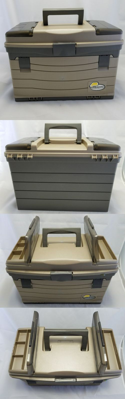 Tackle Boxes and Bags 22696: New Plano 4-Drawer Tackle Box With Top Access Fishing Storage Outdoor Model 757G -> BUY IT NOW ONLY: $47.45 on eBay!
